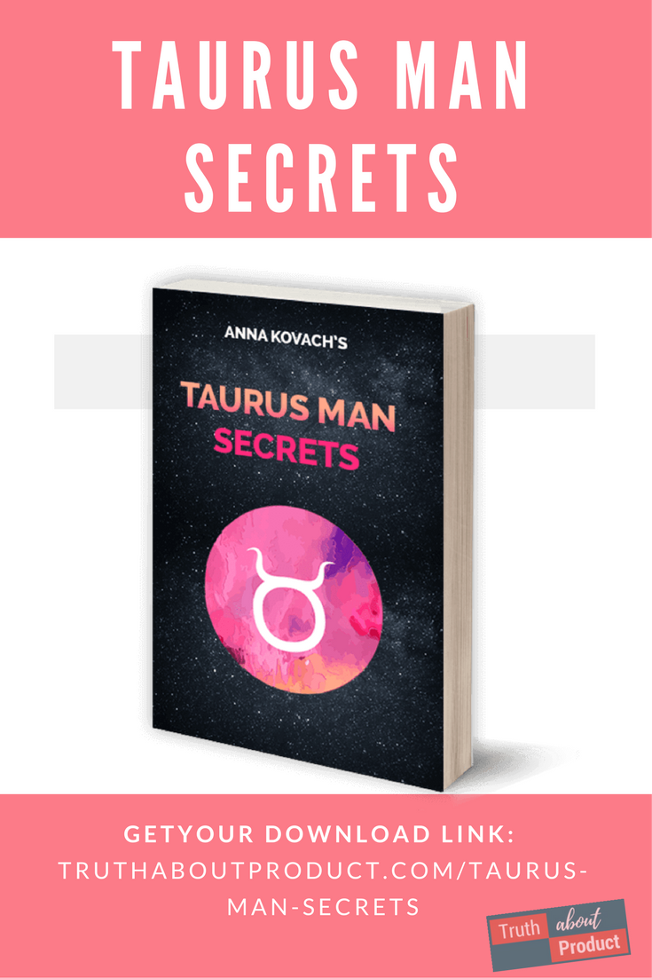 Taurus man secrets book pdf