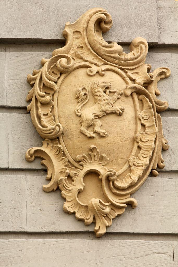 german baroque cartouche - Google Search | резьба по дереву ...