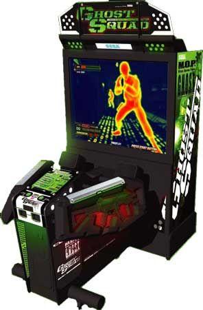 borne arcade ghost squad
