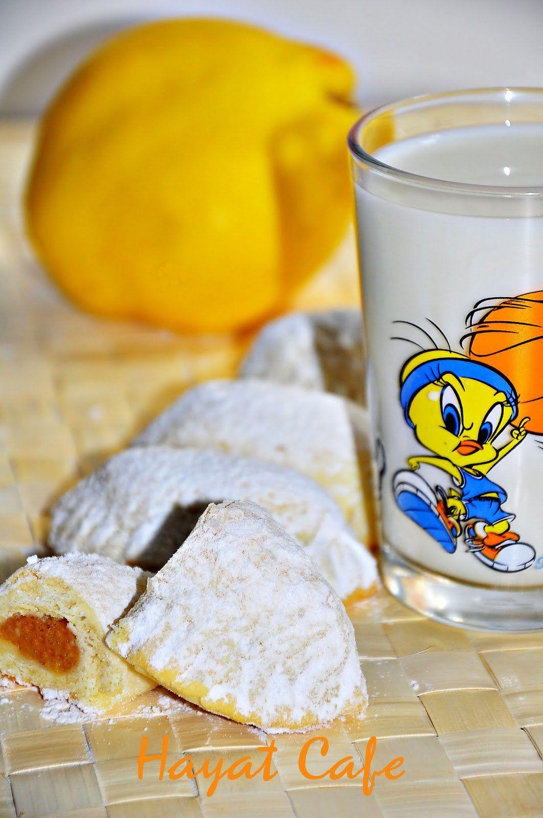 Labneli Kayısılı Şeker Kaseleri