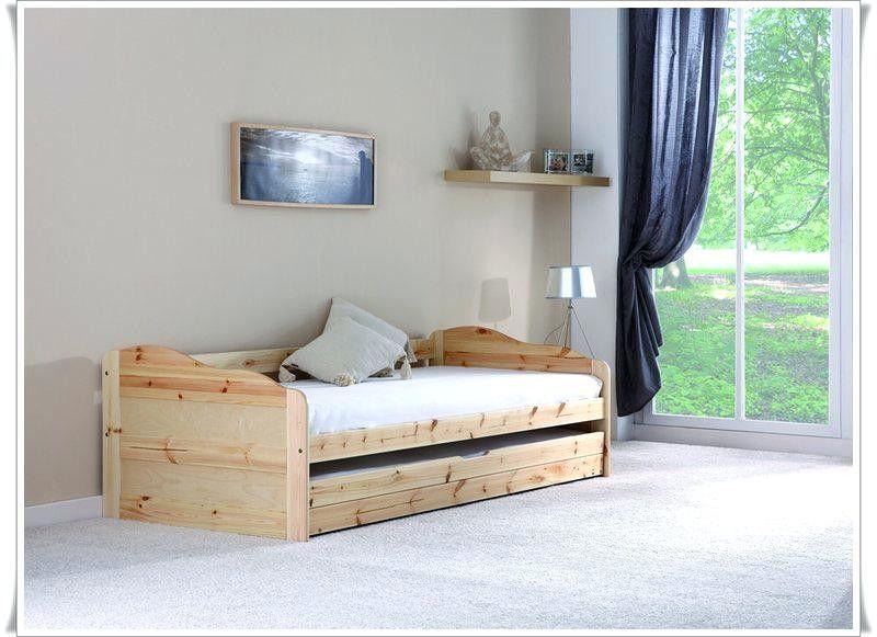 Kinderbett 90x200 Mit Bettkasten Kinder Bett Weiss Ikea