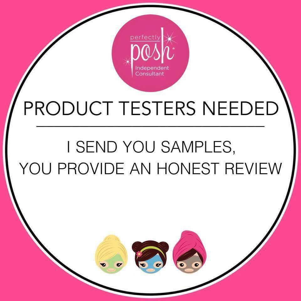Best I love Perfectly Posh, I would love to send you free samples  WX07