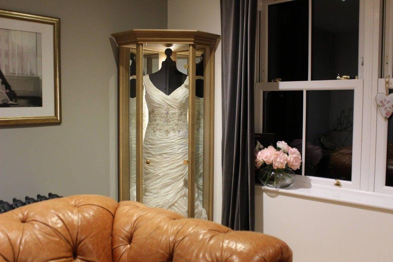 Wedding Dress Framing How to Frame Your Wedding Dress