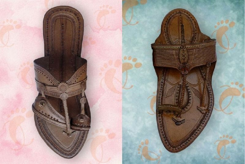 d50b0a38354f2 Buy online #Kolhapuri #Chappals. We are going to represent the very ...