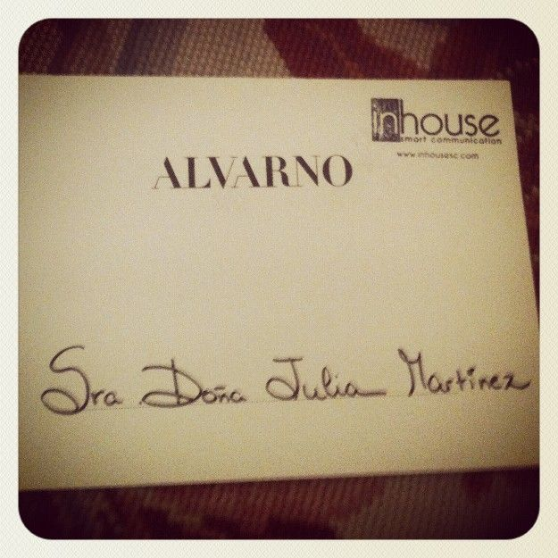 #Alvarno #JuliaMartinez