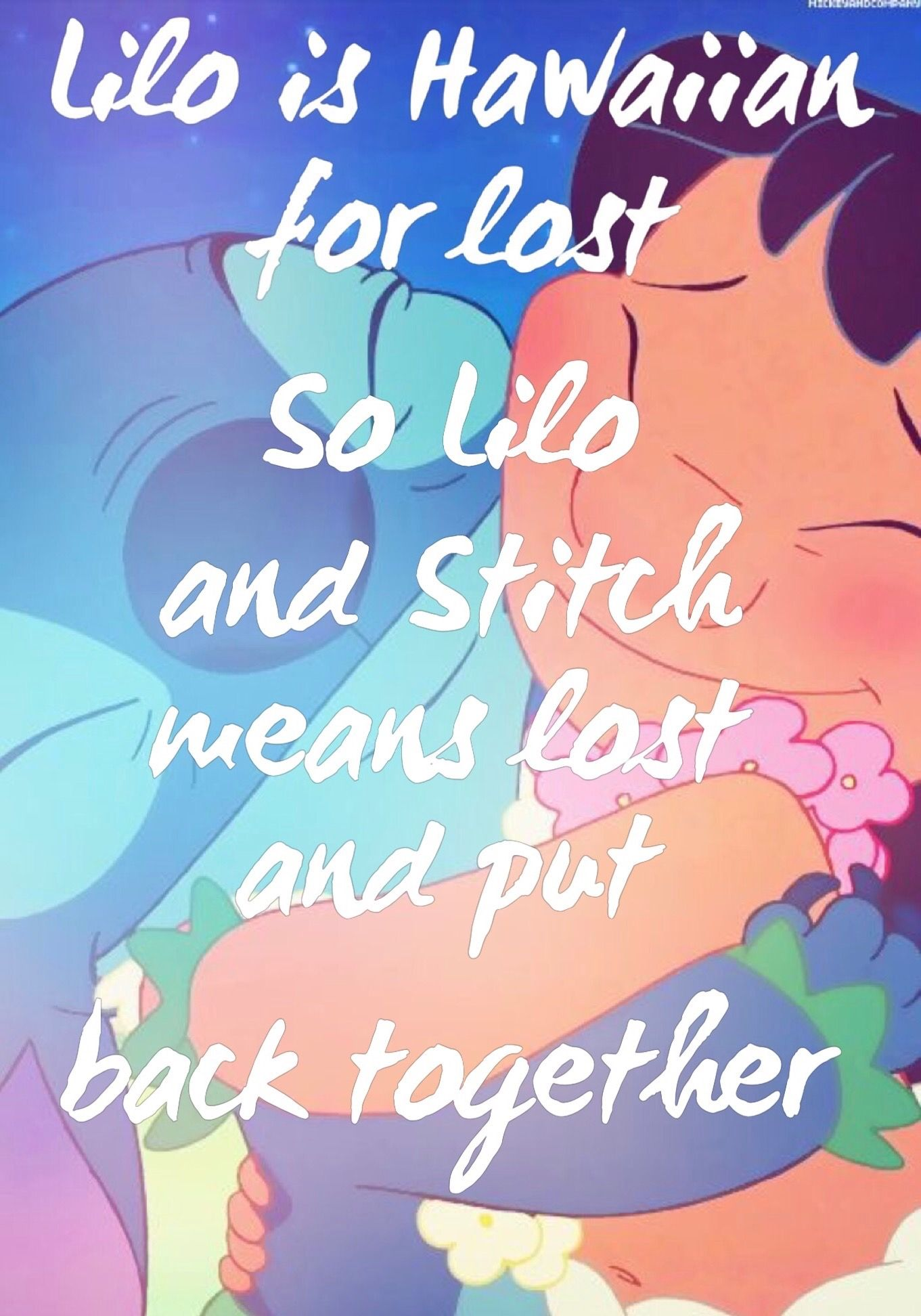 the meaning of the names lilo stitch lilo is hawaiian for lost