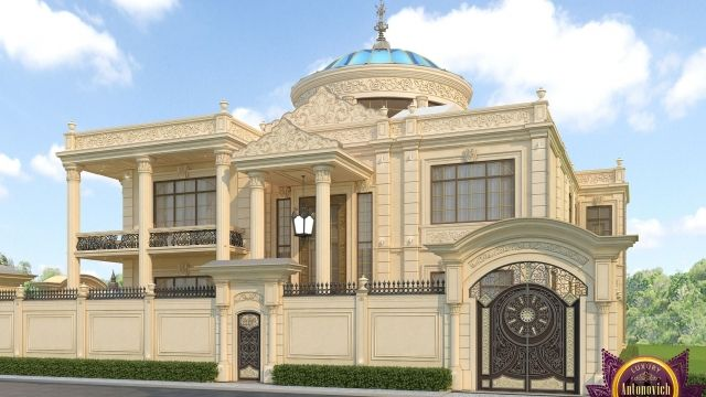 Islamic Villa Design