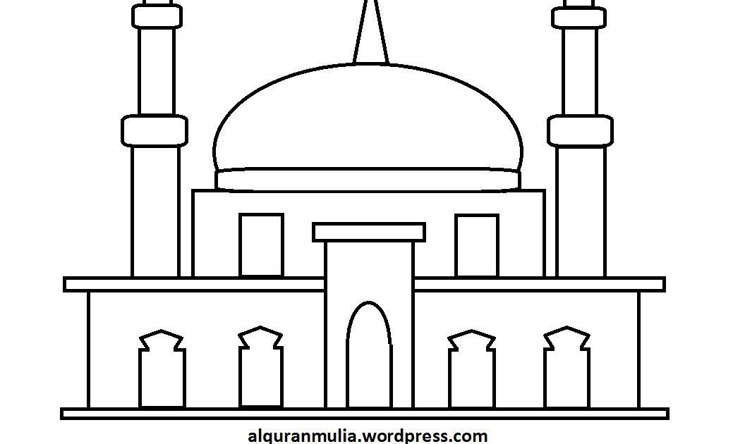 Gambar Masjid Islami Mewarnai Gambar Masjid 37 Anak Muslim Alqur Anmulia Download Masjid Darul Islam Home Facebook Downl Gambar Sketsa Arsitektur Masjid