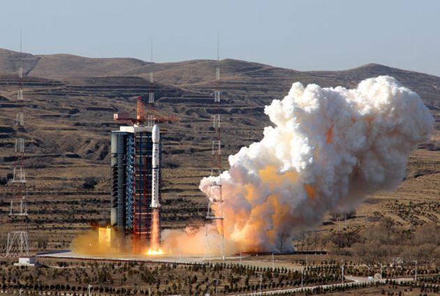 A La Conquista Del Espacio: China Fabricará Un Cohete Para Transportar 130 Toneladas De Carga