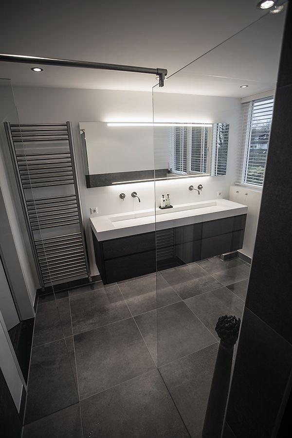 Badkamer Spakenburg | Pinterest | Bathroom inspiration