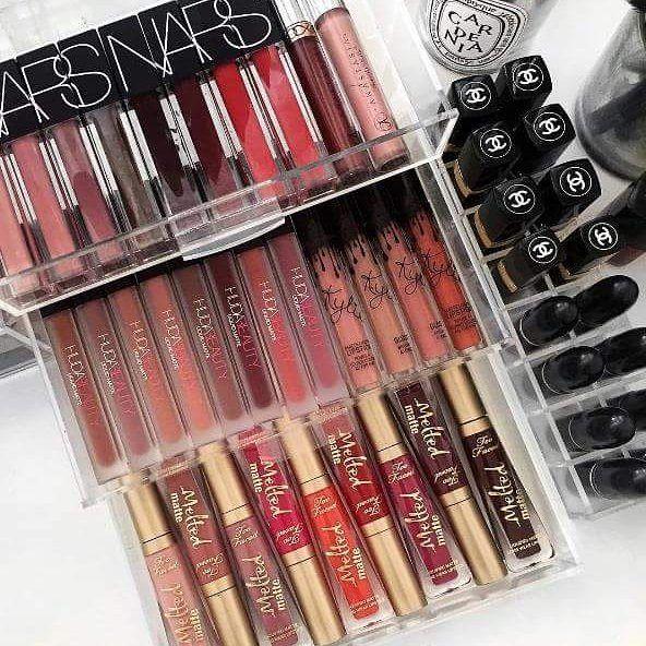 Babando nesta coleção 😱😍 Yes or No? makeup lipsticks