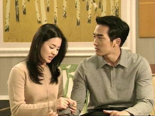 Autumn in my Heart (????) Korean - Drama - Picture | Autumn in my heart,  Korean drama, Song seung heon