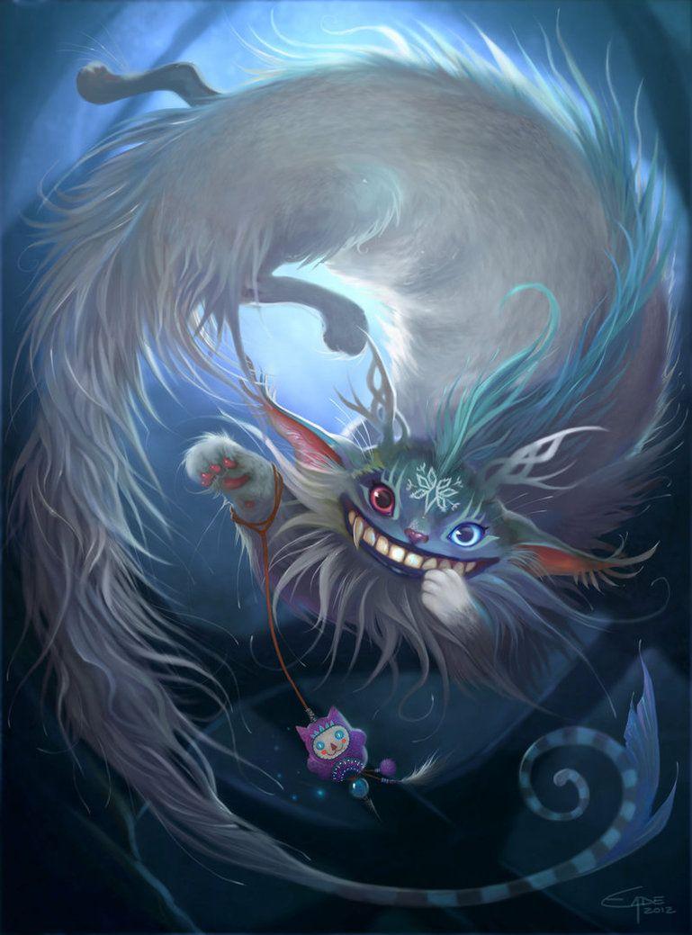 атмосферу мифические существа коты отобрать