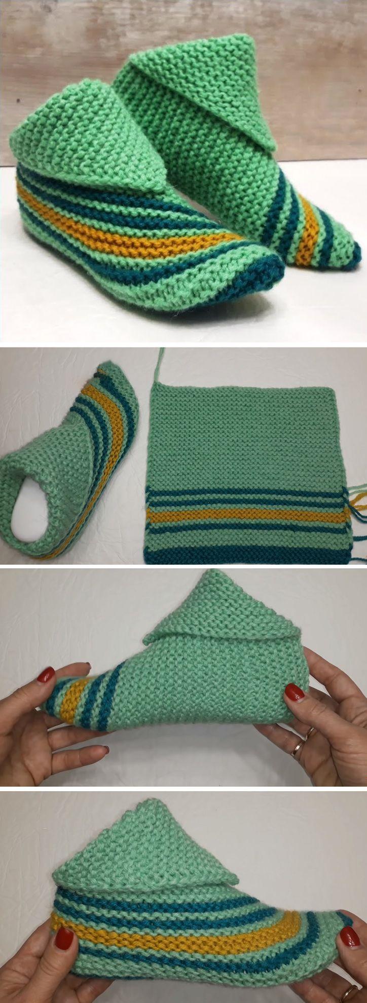 Photo of Slippers Free Pattern – Handmade Paris