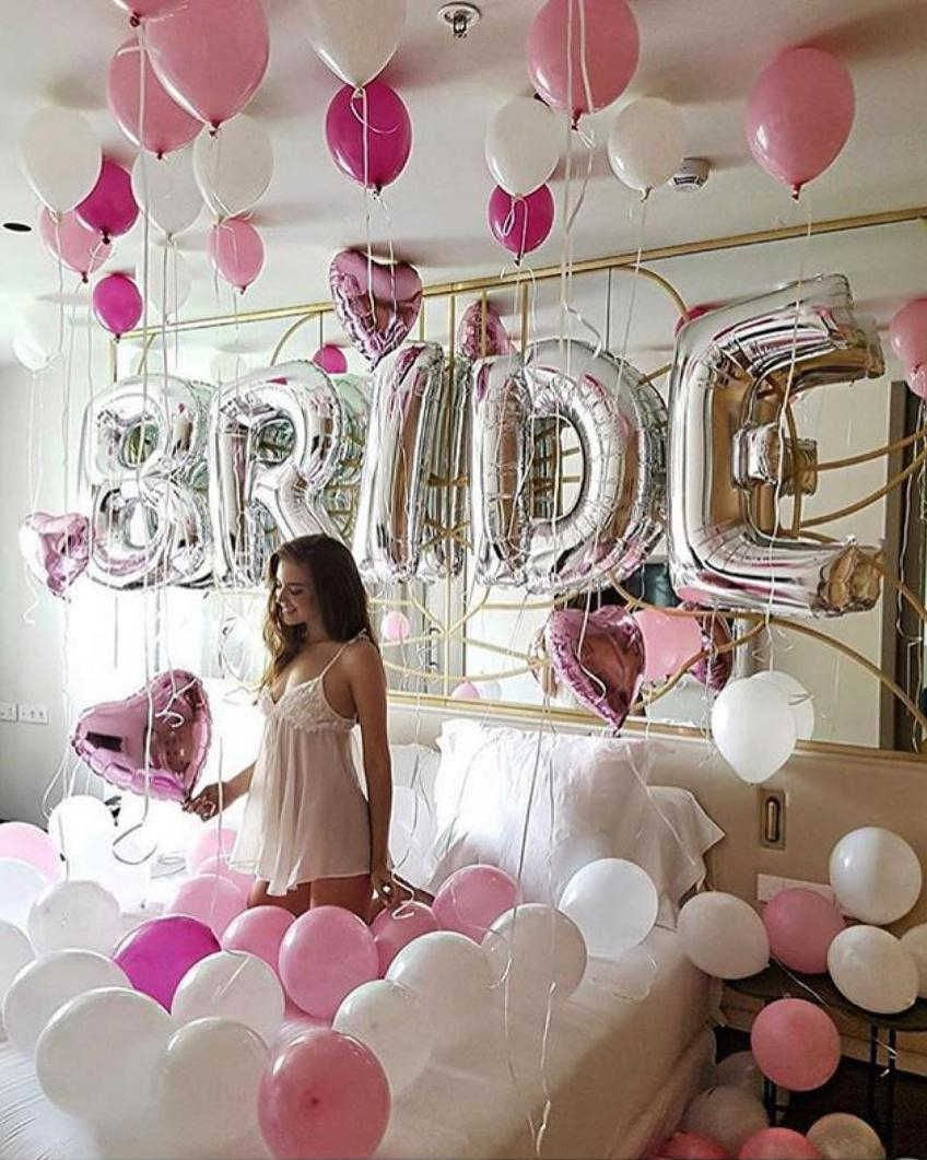 Vintage And Elegant Wedding Decoration Ideas Wedding Home Decoration Ideas Wedding Bedroom Dec Bridal Bachelorette Party Bride To Be Balloons Morning Wedding,Front New Dream House Home Design