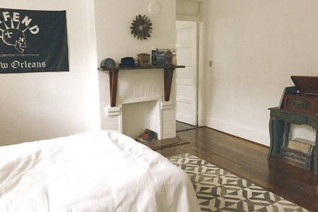Check out this awesome listing on Airbnb: Spacious Uptown N'awlins shotgun in New Orleans