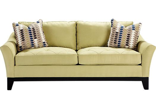 Shop For A Cindy Crawford Home Rosemere Wasabi Sleeper At Rooms To Go. Find  Sleeper