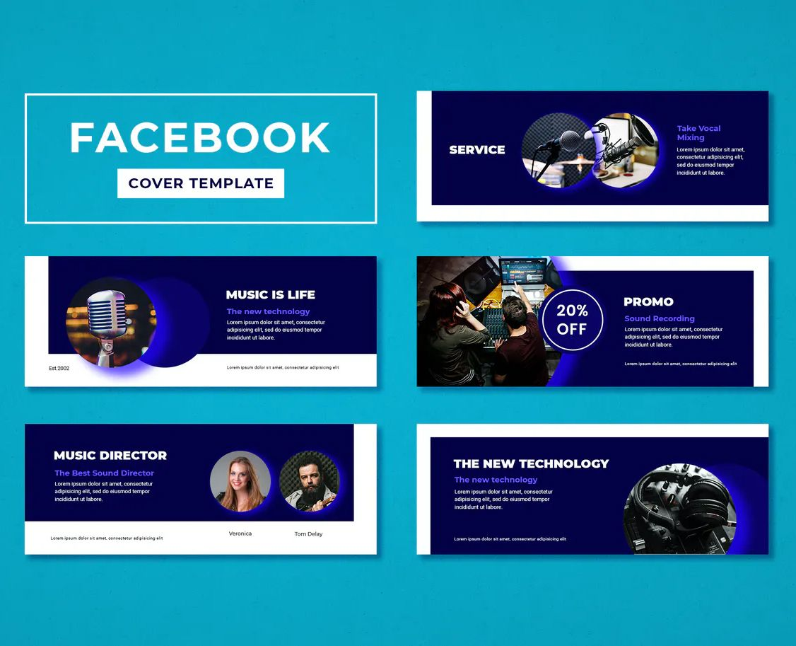 Pin on Facebook Cover Templates