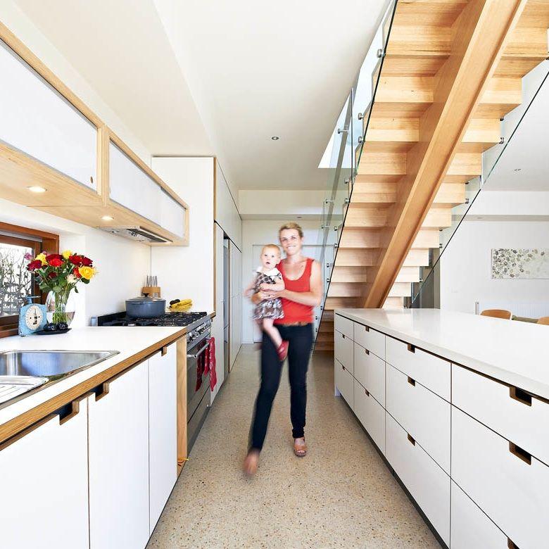 Kitchen Design Sussex: Sussex Street, Yarraville