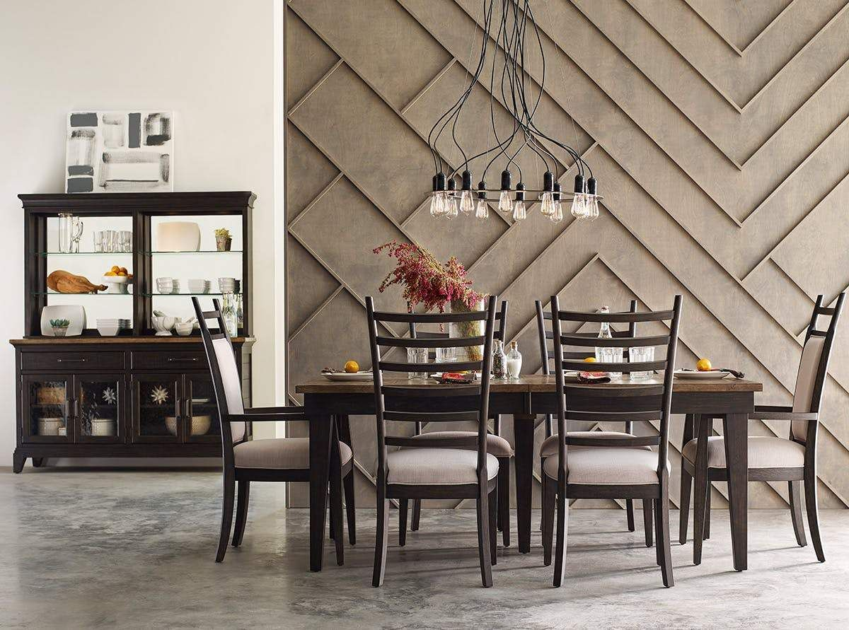 Rankin Dining Set Side Chairs Dining Luxury Dining Chair Dining Room Furniture Arrangement