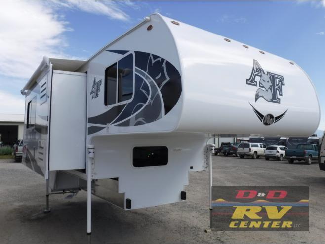 New 2020 Northwood Arctic Fox Camper 990 Wet Bath Truck Camper At