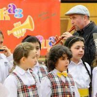 Джаз за деца с Венци Благоев отново в Стара Загора