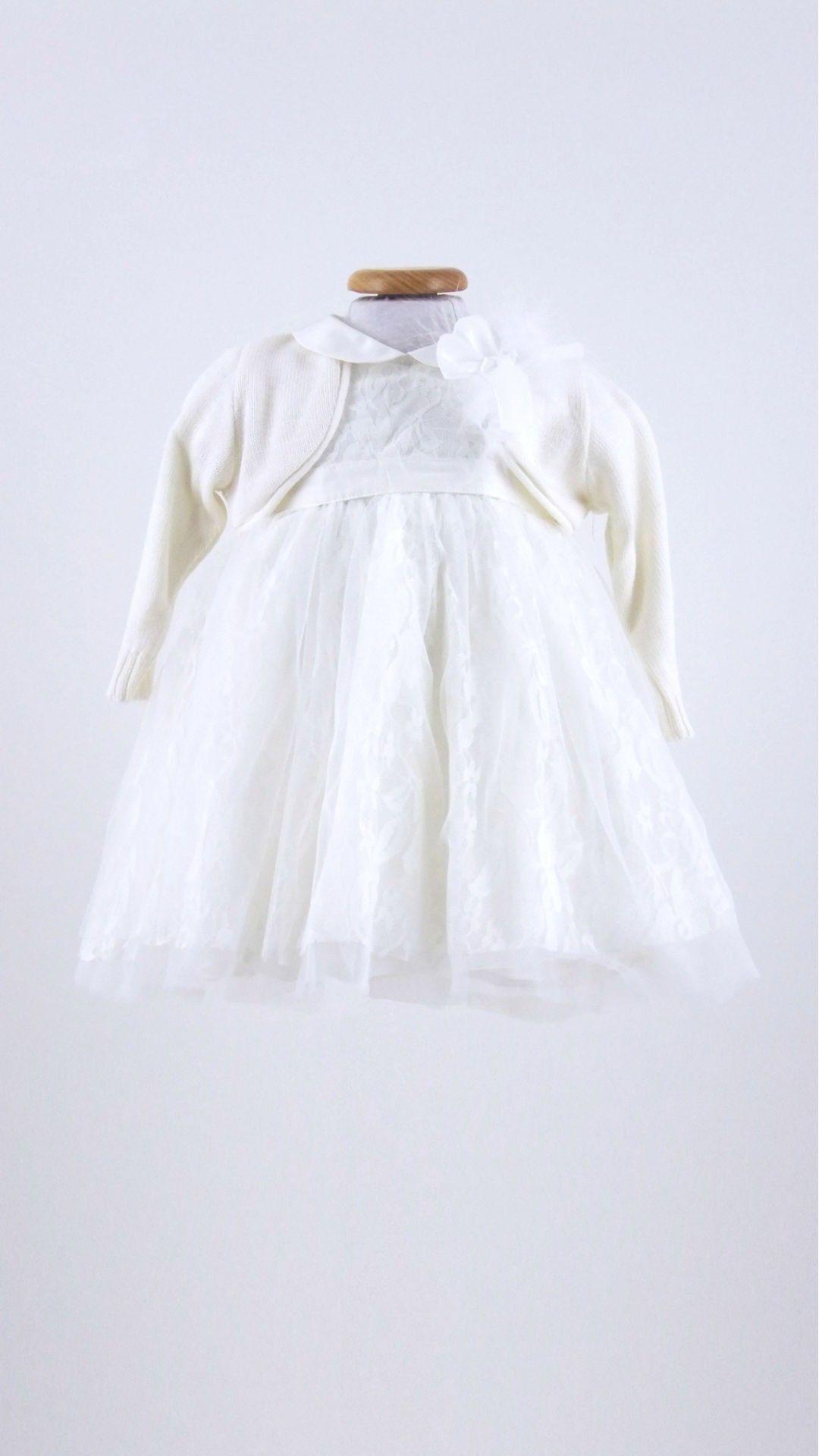 Abito Battesimo Bimba Teneri E Belli Abbigliamento Neonati Bolle