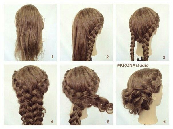 Pin By Ira Kapitanowa On Hair Pinterest Hair Style