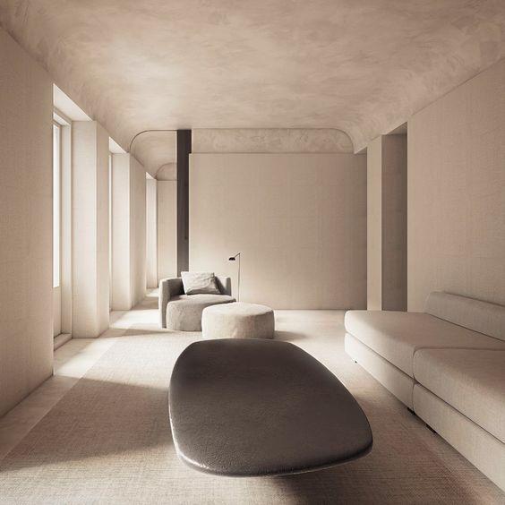 Snake Ranch Minimalism Interior Minimalist Living Room Design Minimalist Interior Style