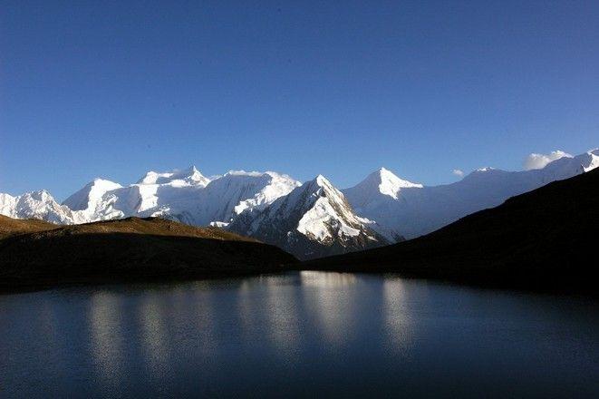 Rush Lake Pakistan Copyright Atif Gulzar