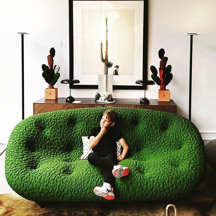 Ligne Roset Boston On Instagram Ploum Sofa Designed By The