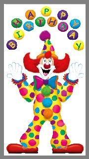 Decoration De Porte Clown A Prix Discount Ecriture Joyeux Anniversaire Vœux De Joyeux Anniversaire Carte Joyeux Anniversaire