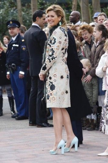 10 april 2013 - Máxima Style File - 10 Beste Looks - People - VOGUE Nederland