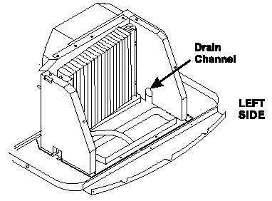 Drain Channel From Evaporator Coil Repair Rv External Lighting