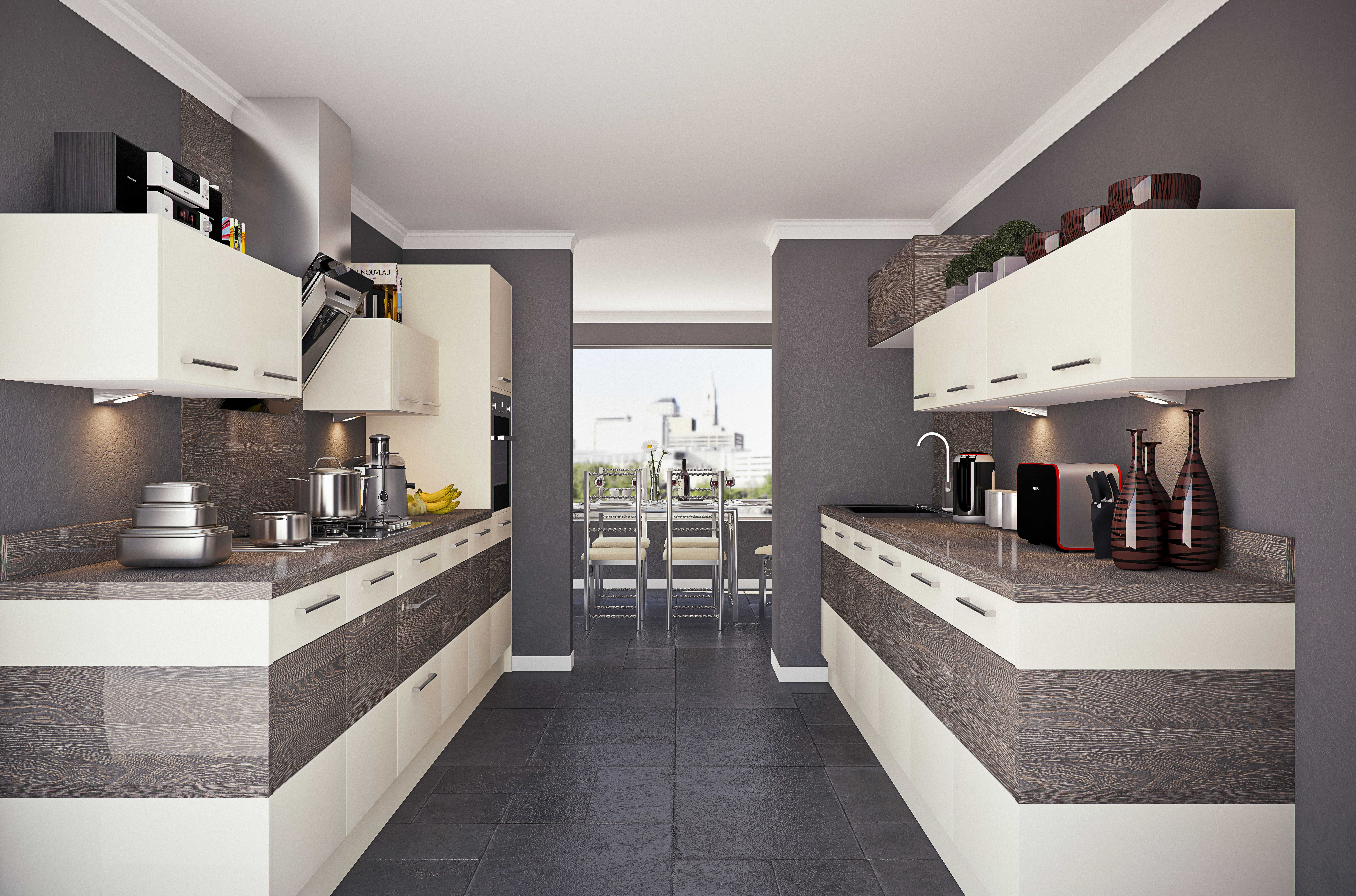 Empson & Mali Wenge from £4,456, from Wren Kitchens