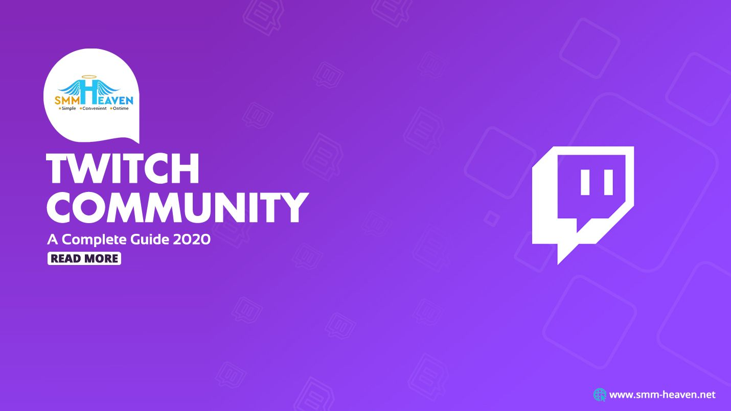 Grow Your Twitch Community A Complete Guide 2020! in 2020