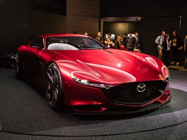 Check Out How Insanely Gorgeous A New Mazda Rx 9 Could Look Like