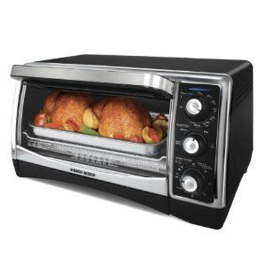 Own It And Love It Countertop Convection Oven And Broiler With