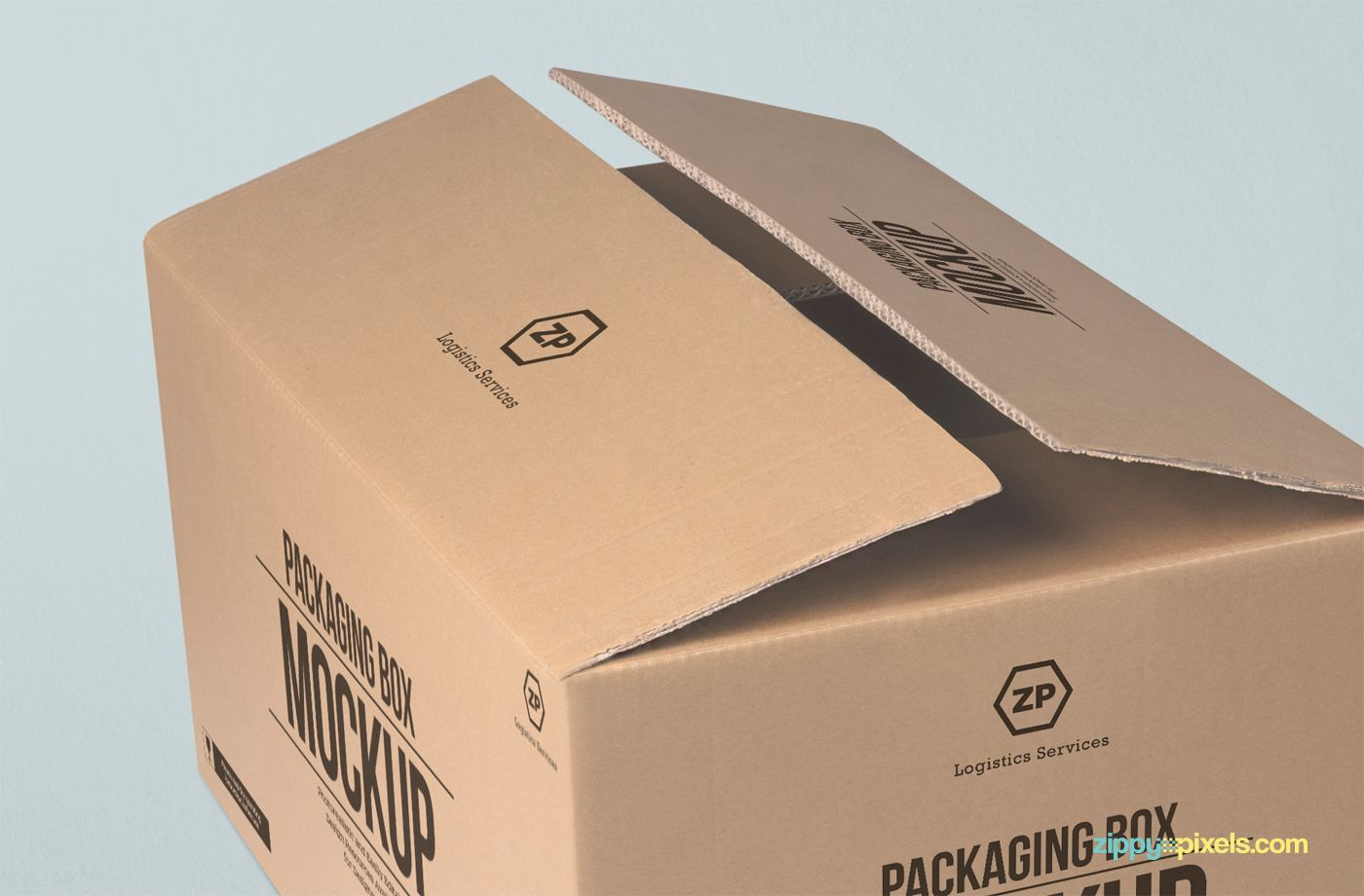 Download 2 Free Packaging Box Mockups on Behance