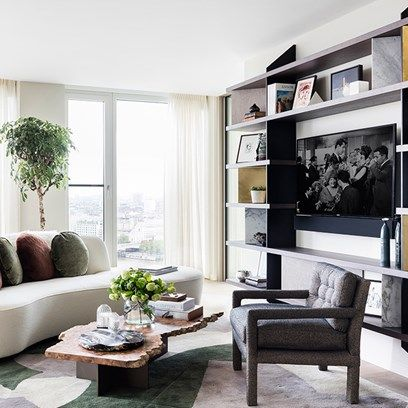 95 ways to decorate a flat | Living rooms, Modern living rooms and ...