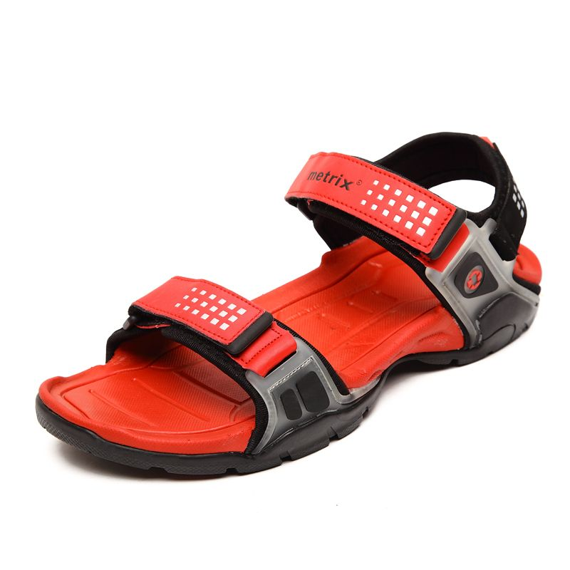 METRIX genuine summer new sandals non-slip breathable slippers comfortable fashion men beach shoes high quality #B1841 Nail That Deal http://nailthatdeal.com/products/metrix-genuine-summer-new-sandals-non-slip-breathable-slippers-comfortable-fashion-men-beach-shoes-high-quality-b1841/ #shopping #nailthatdeal