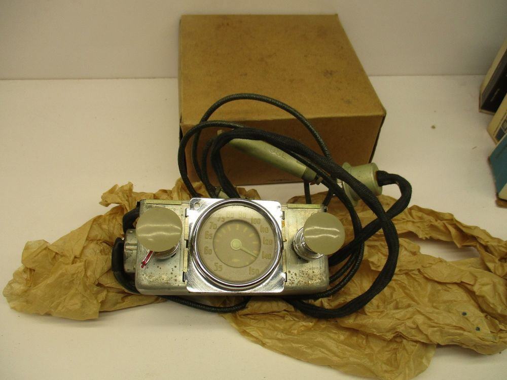 Nos 1938 Chevrolet Master Deluxe Radio Dial Control Head Unit 1937 Rhpinterest: 1937 Chevy Master Deluxe Radio At Gmaili.net