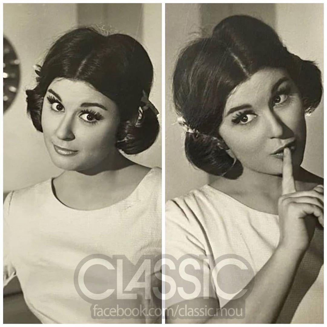 Classic On Instagram من سمات صور الست سعاد انها بتتكلم Instagram Egypt Classic