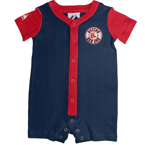 Boston Power Romper - in case Steve agrees to the contract   Little ...