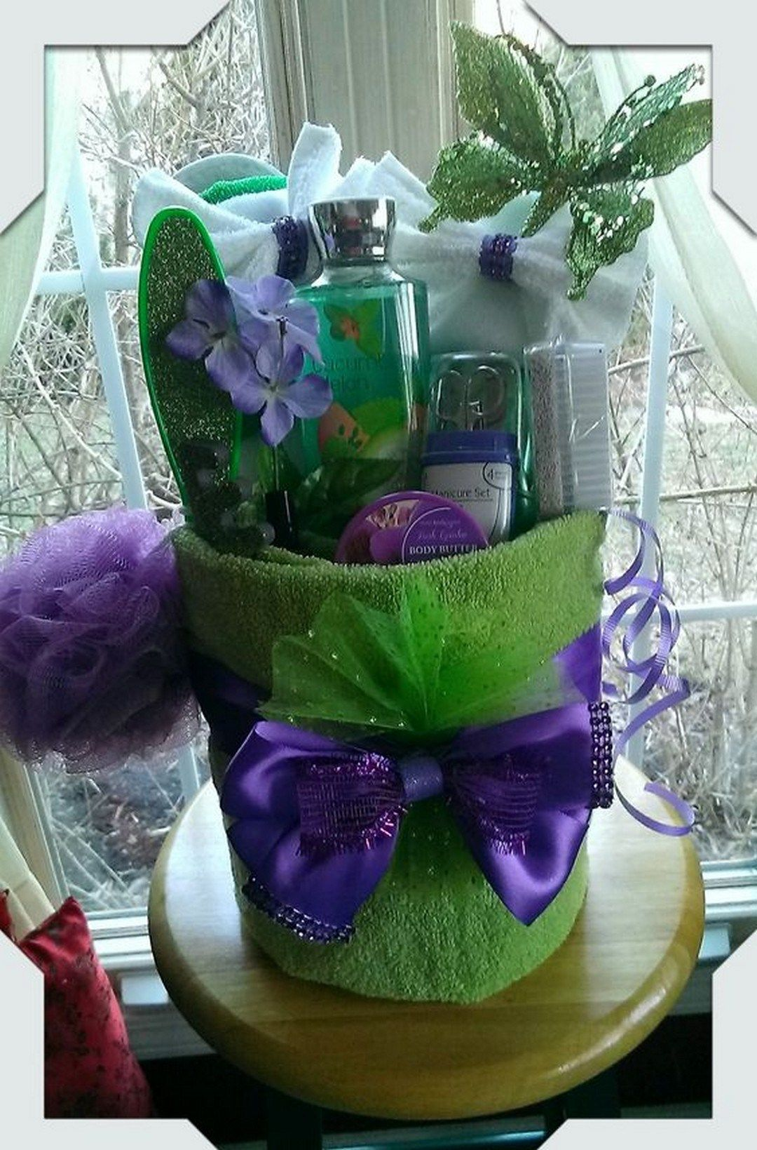 How to Easily Make Aesthetic Bathroom Gift Basket Designs in 2018 ...
