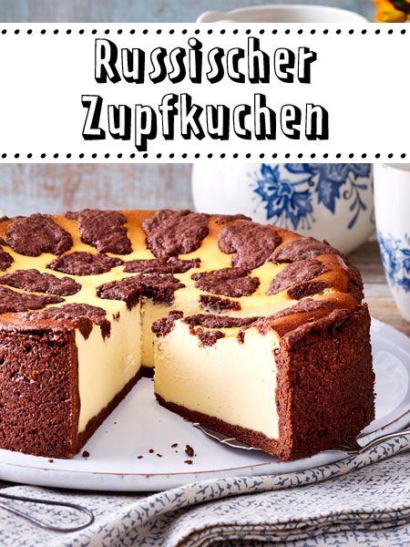 Photo of Russian zupfkuchen