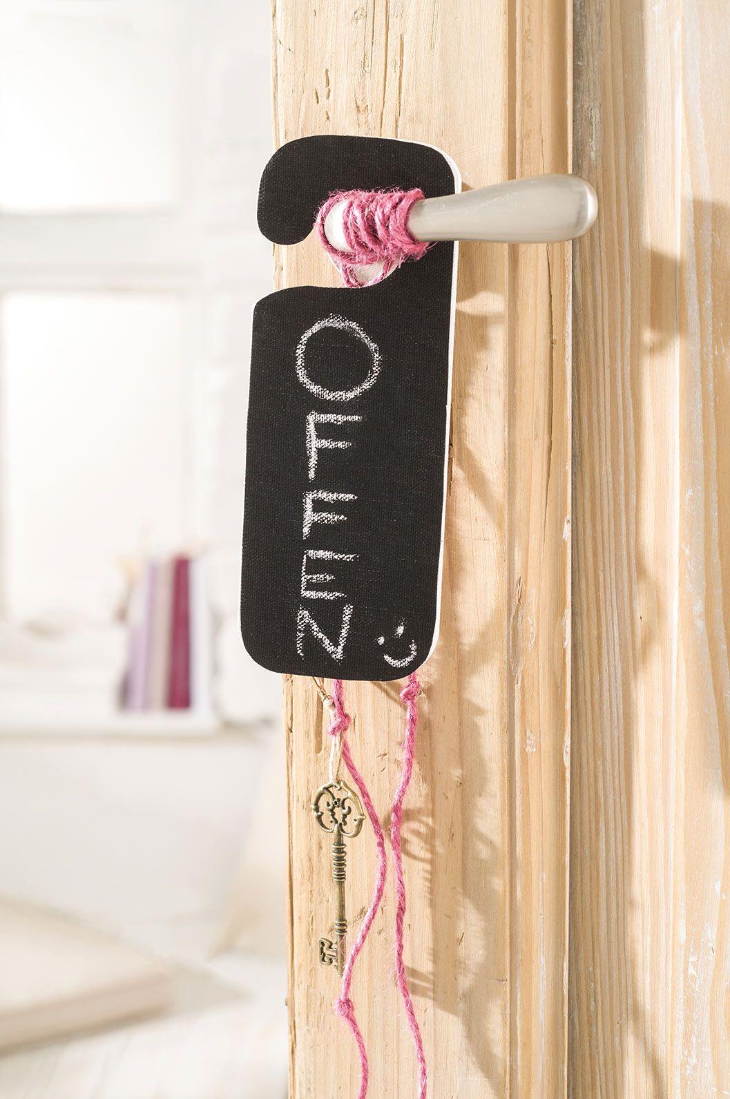 t rh nger mit tafelstoff idee mit anleitung klick auf besuchen basteln f rs zuhause. Black Bedroom Furniture Sets. Home Design Ideas