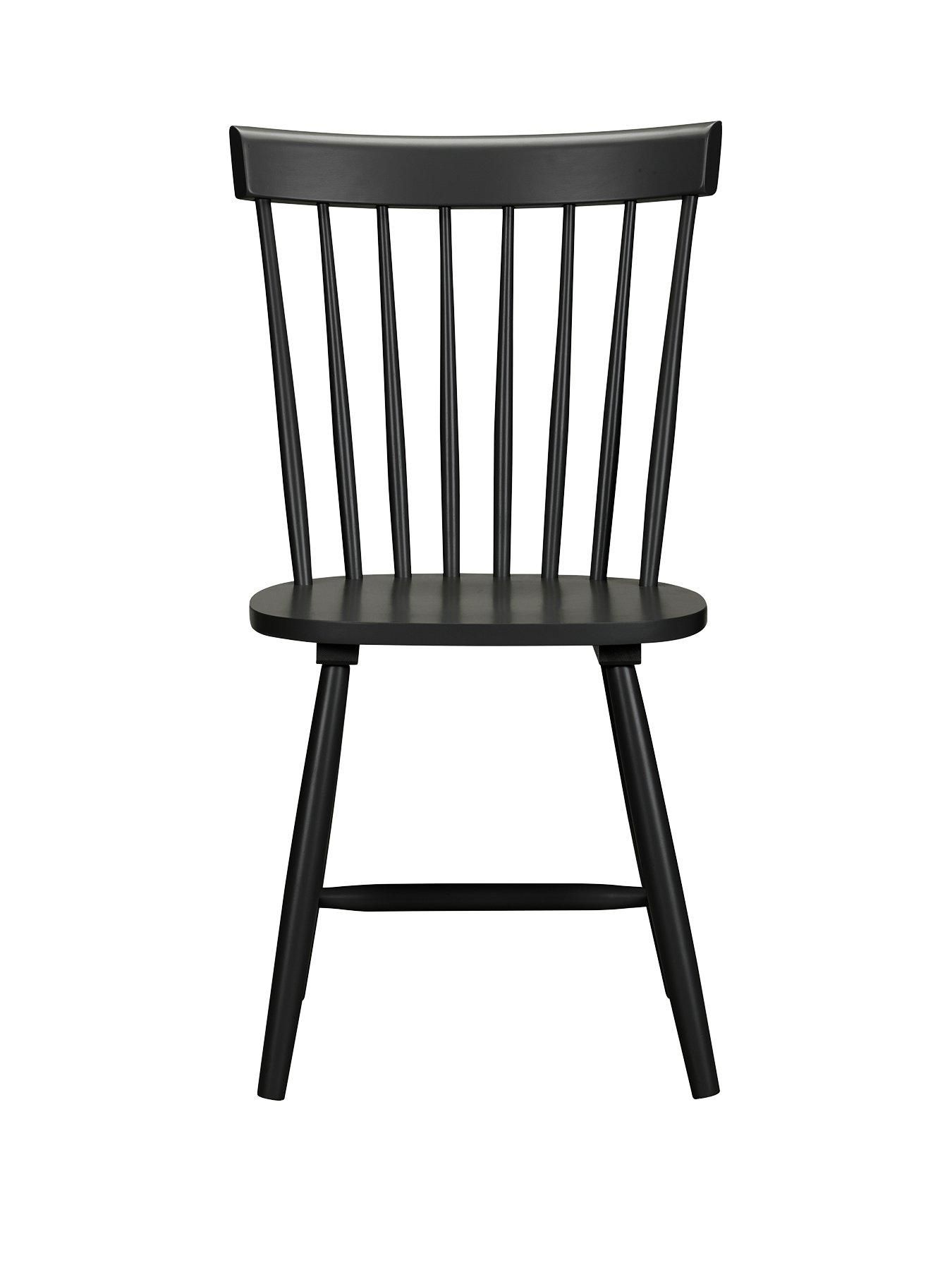 Pair Of Torino Dining Chairs Black Dining Chairs Chair