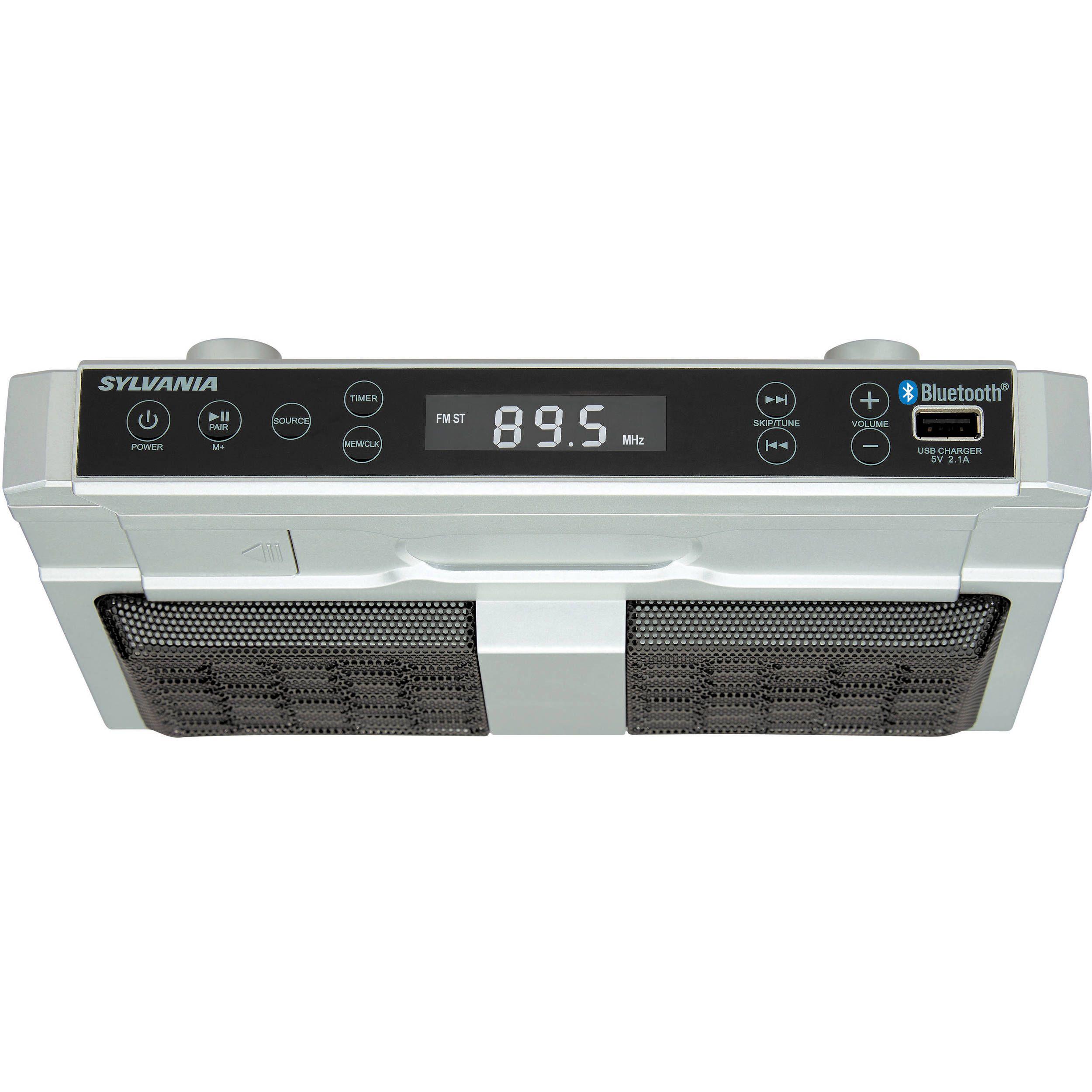 Bose Kitchen Radio Under Cabinet Rooms Bluetooth Player