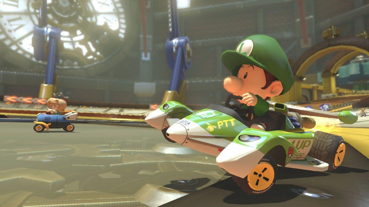 Nintendo News Nintendoreporters Mario Kart Luigi Mario Kart Characters